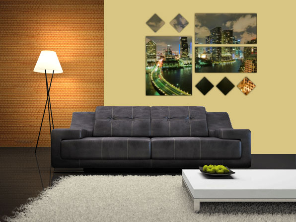 Canvas Prints and Interior Design from Miracle Canvas - 2 | Miracle ...