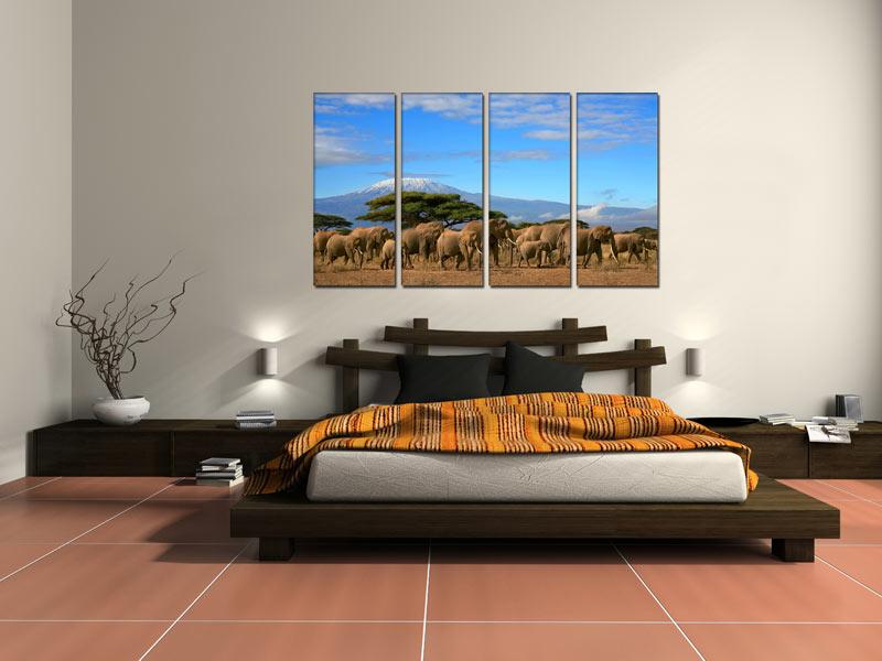 Custom Canvas Print | Miracle Canvas - Multi Panel Canvas ...