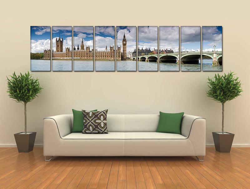 custom canvas print miracle canvas multi panel canvas prints
